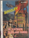 Biggles ve služnách Scotland Yardu