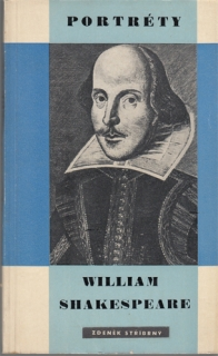 Portréty: Stříbrný - William Shakespeare