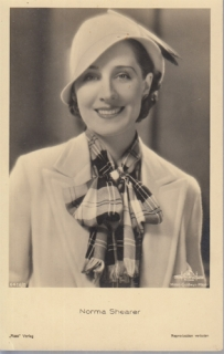 Norma Shearer - Herečka