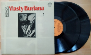 Humor Vlasty Buriana 1 (2 LP)