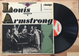 Louis Armstrong 1923 - 1927 (LP)