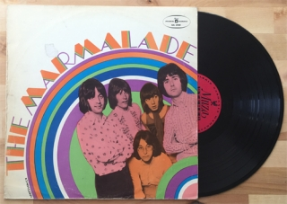 The Marmalade - The best of the Marmalade (LP)