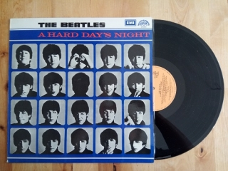 The Beatles - A Hard Day's Night (LP)