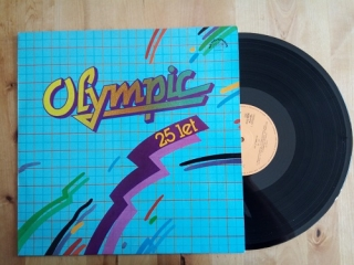 Olympic - 25 let (LP)